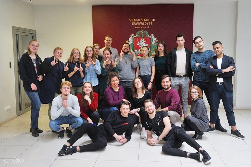 mokymai, mokymai jaunimui, jaunimo mokymai, RJOTA, VVPI, VJOSAS, Vilniaus Apskritas stalas