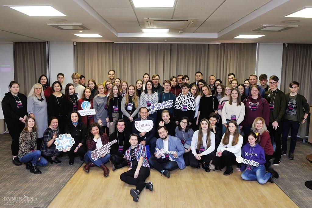 RJOTA, VVPI, jaunimas, aktyvus jaunimas, Marijampolė