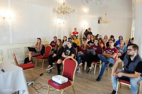 Visuomenės ir verslo plėtros institutas, Donatas Talutis, mokymai, RJOTA, jaunimas, švietimas